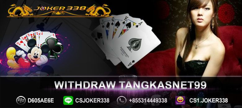 Withdraw Tangkasnet99